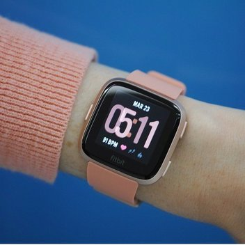 Win a Fitbit Watch with JAZZ Apple