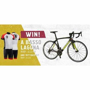 Win a Basso Laguna