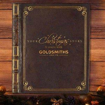 Win a £250 Goldsmiths voucher