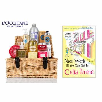 Win a  L'Occitane hamper & a copy of Nice Work (If You Can Get It)