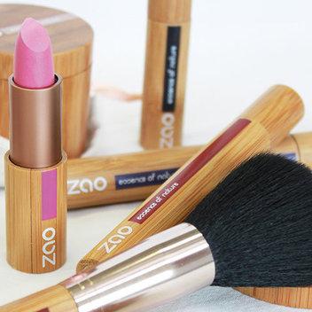 Get Zao Cosmetics or Aloe Vera Mascara
