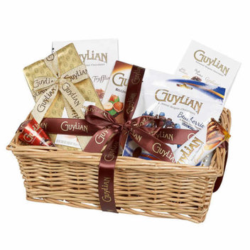 Win 1 of 2 luxury Guylian Belgian chocolate hampers