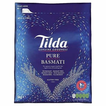 Try Tilda's Easy Cook Basmati Rice for free