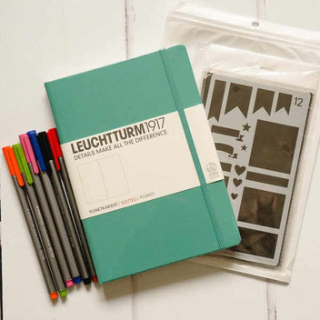 Win a Bullet Journal starter kit