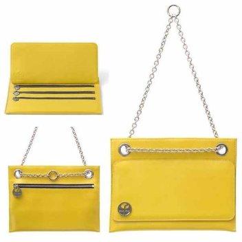 Win a luxury Claud Fürst handbag