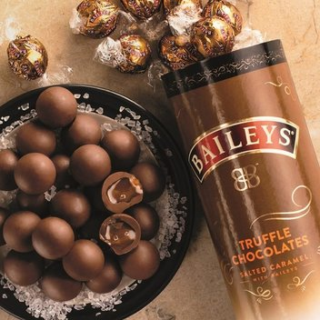 Have a free Hamper of Baileys Chocolate
