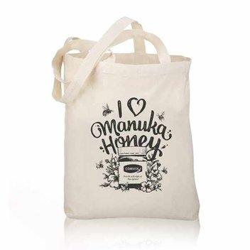 Get a free Manuka Honey Tote bag