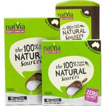 Try a free Natvia sample