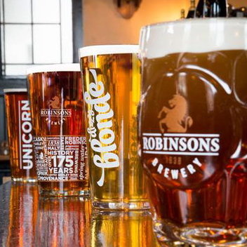 Win 180 pints with Robinsons Brewery