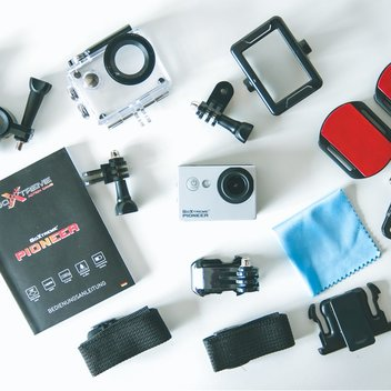 Get a free GoXtreme Pioneer Action Cam