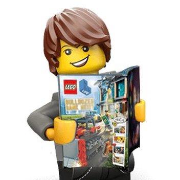 Grab a free LEGO Life magazine