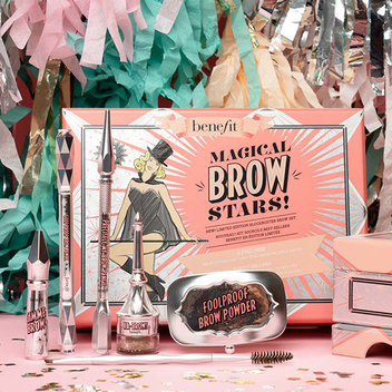 Win a Magical Brow Stars kit from Benefit