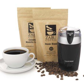 Try Zabu Coffee for free