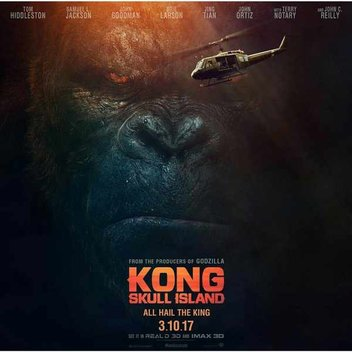 Free screening of Kong: Skull Island for students