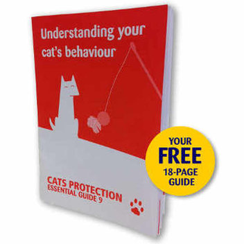 Free Cat Behaviour Guide