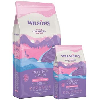Order a free sample of Wilsons Pet Food