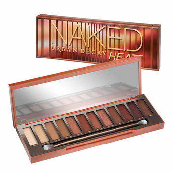 Win an Urban Decay NAKED Heat palette this March