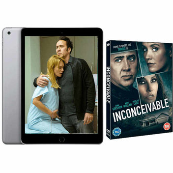 Win a 32GB Apple IPad & a copy of Inconceivable on DVD