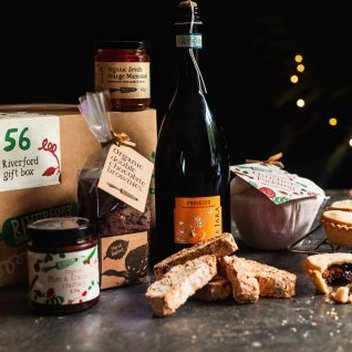 Win a Christmas hamper from Riverford Organic Farmers