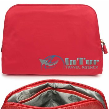 Free Travel Cosmetic Bag
