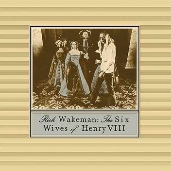 Win Rick Wakeman's legendary 1973 album 'The Six Wives Of Henry VIII' on vinyl
