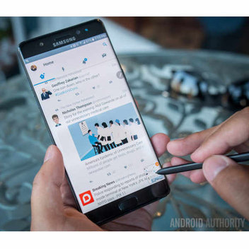 Win a Samsung Galaxy Note 8 with Android Authority