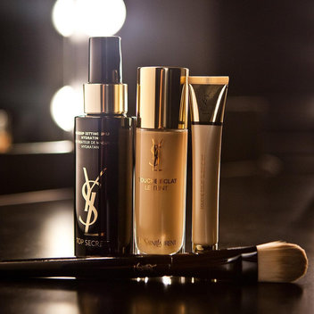 Get your hands on a free YSL foundation