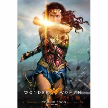 Win an epic bundle with Wonder Woman