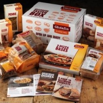 Take home a free Gluten Free Food Box