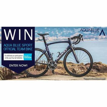 Win an Aqua Blue Sport team edition Noah Ridley SL