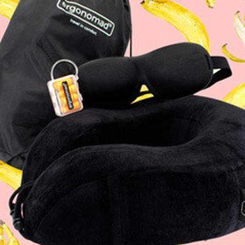 Get a free Ergonomad Travel Comfort Kit