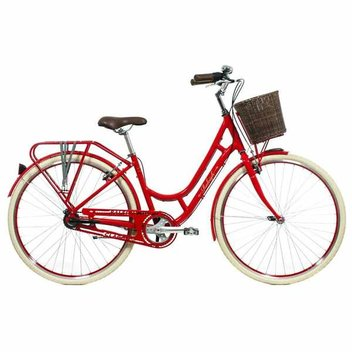 Win a red Raleigh Spirit bicycle