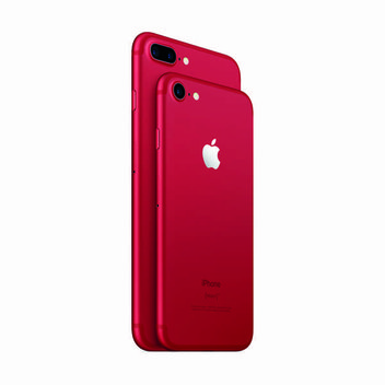 Gleam's Red iPhone 7 Giveaway