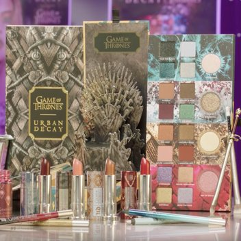 Get Urban Decay's new Game of Thrones Makeup Collection