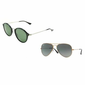 Get your hands on two free pairs of RayBan sunglasses