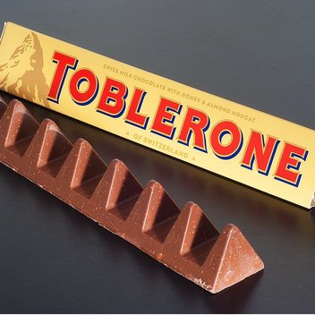 Personalised Toblerone bars up for grabs