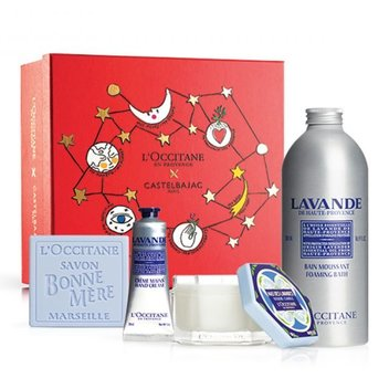 Get a free L'Occitane En Provence Relaxing Lavender Collection