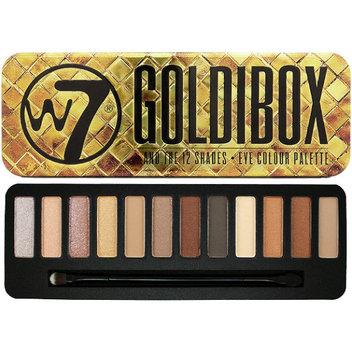 Get a free Goldibox Eye Shadow Palette Tin