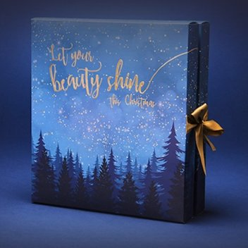 Redeem a free Latest In Beauty Advent Calendar