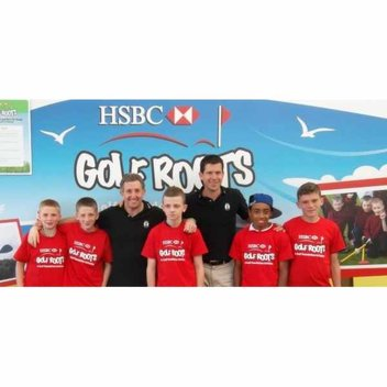 Free Golf for kids from HSBC