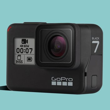 Win a GoPro HERO7 Black