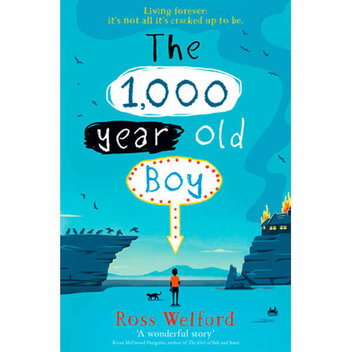 Get a free copy of The 1,000-year-old Boy