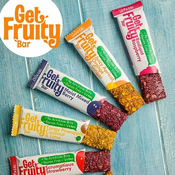 Enjoy a free bundle of Get Fruity Bars