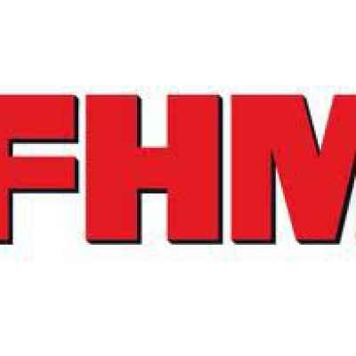 Free copy of FHM magazine