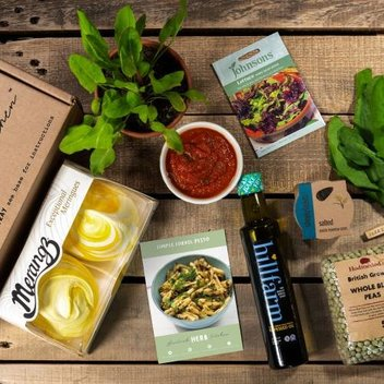 Win 1 of 3 British Herb Kitchen boxes