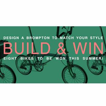 Win 1 of 8 Brompton Bikes
