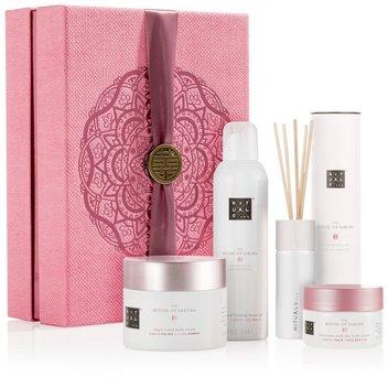 Redeem a free Ritual of Sakura Gift Set