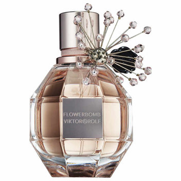 Request a free Flowerbomb perfume