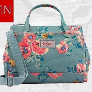 Win a Cath Kidston Handbag