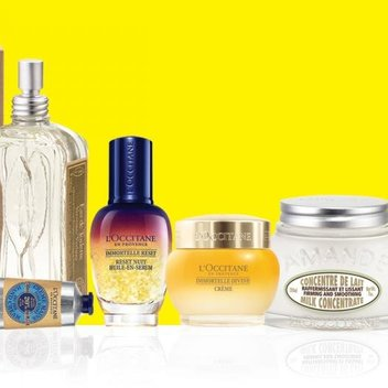 Win a L'Occitane hamper worth £260